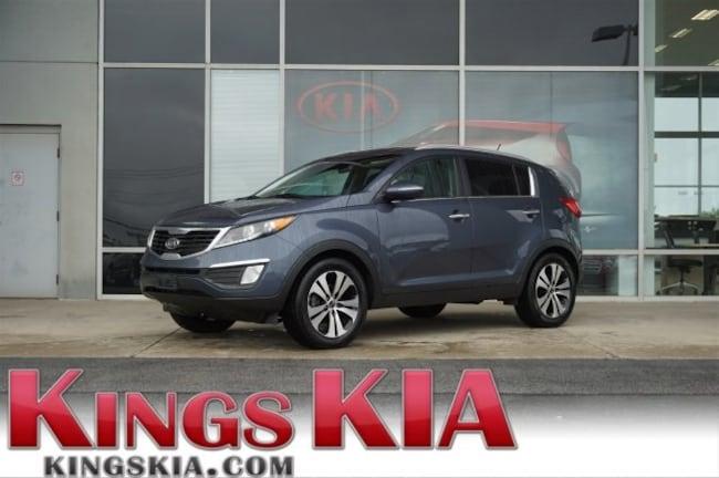 Used 2012 Kia Sportage EX SUV for sale in Cincinnati OH