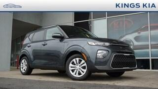 2020 Kia Soul LX Hatchback