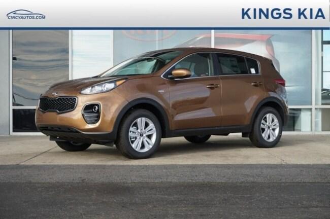 Used 2019 Kia Sportage Lx Suv For Sale Kings Automall