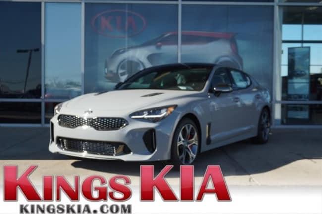 Brand New 2019 Kia Stinger Gt2 Sedan For Sale Kings Kia Vehicle