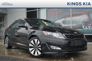 2013 Kia Optima SX Sedan