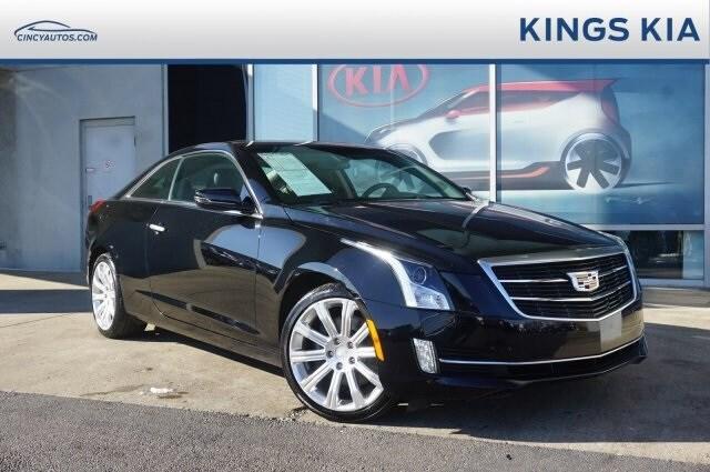 2016 Cadillac ATS 2.0L Turbo Luxury Coupe