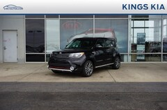 2019 Kia Soul Exclaim Hatchback