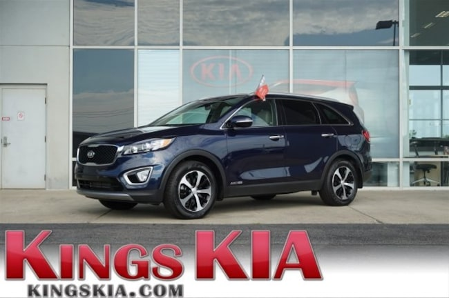 Certified Pre-Owned 2018 Kia Sorento EX SUV for sale in Cincinnati OH