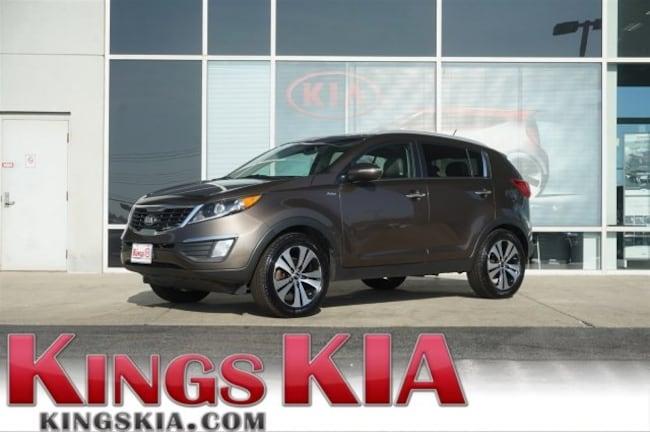 Used 2013 Kia Sportage EX SUV for sale in Cincinnati OH