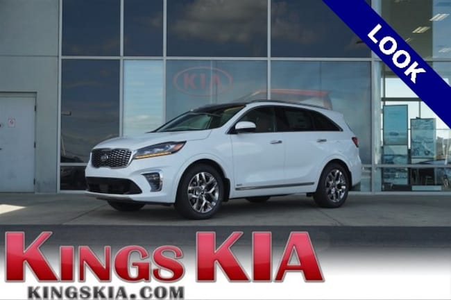 Brand New 2019 Kia Sorento Sx Limited V6 Suv For Sale Kings Kia