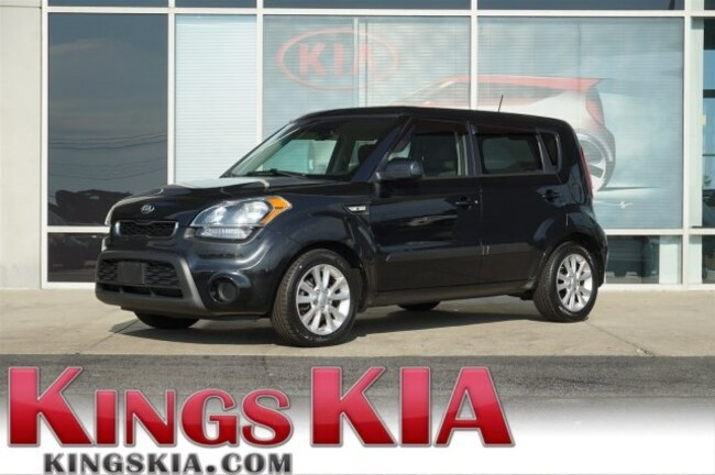 Used 2013 Kia Soul Base Hatchback for sale in Cincinnati OH