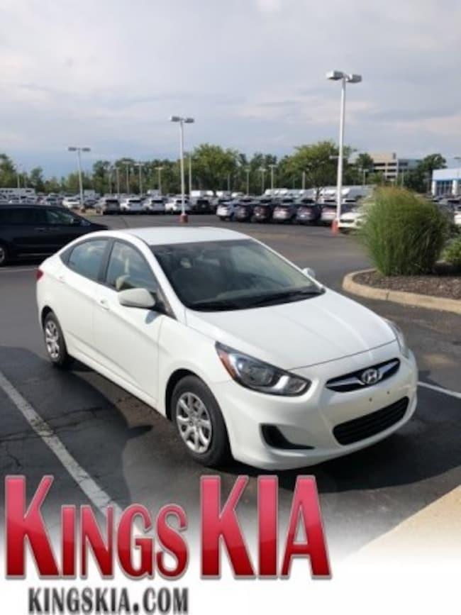 Used 2014 Hyundai Accent GLS Sedan for sale in Cincinnati OH