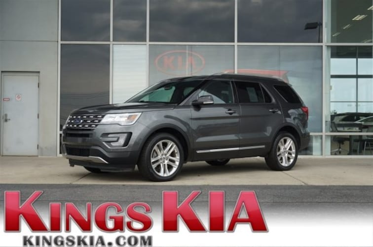 Used 2017 Ford Explorer XLT SUV for sale in Cincinnati OH