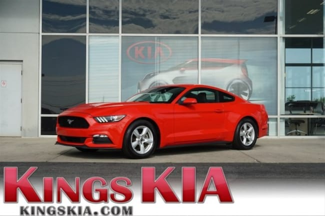 Used 2016 Ford Mustang V6 Coupe for sale in Cincinnati OH