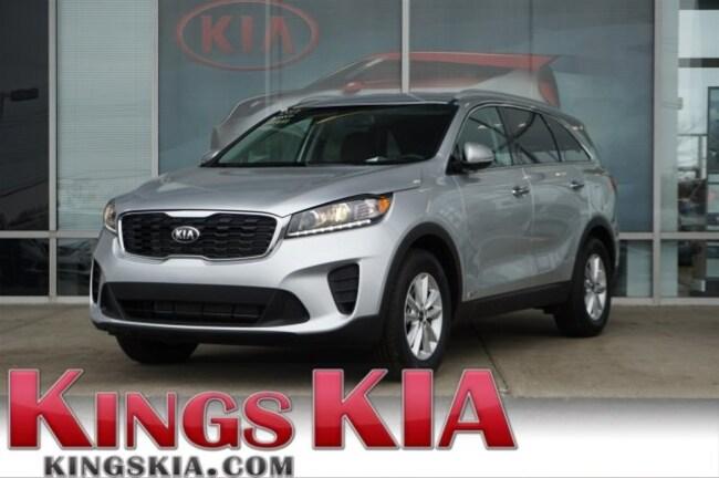 Brand New 2019 Kia Sorento Lx Suv For Sale Kings Kia Vehicle Is