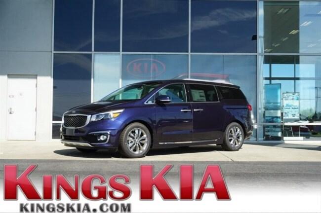 2018 Kia Sedona SXL Van Passenger Van