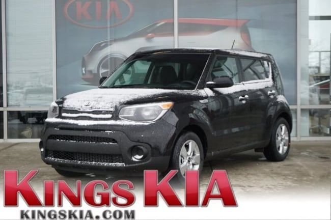 2019 Kia Soul Base Hatchback