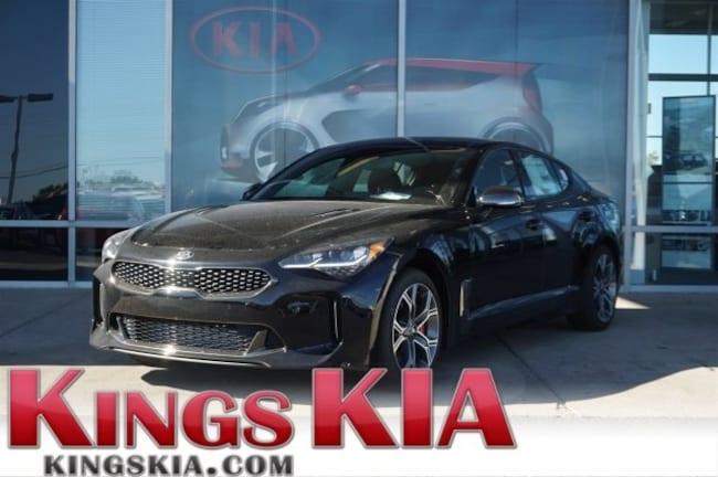 New 2019 Kia Stinger Gt2 Sedan For Sale Kings Automall Vehicle Is