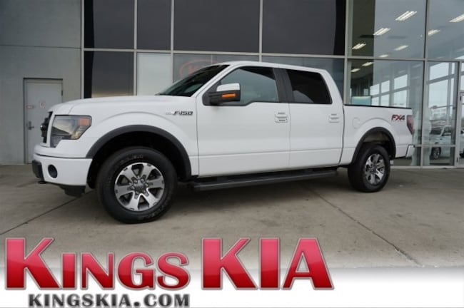 Used 2014 Ford F-150 FX4 Truck for sale in Cincinnati OH