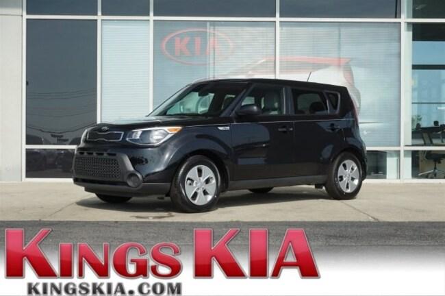 Certified Pre-Owned 2016 Kia Soul Base Hatchback for sale in Cincinnati OH