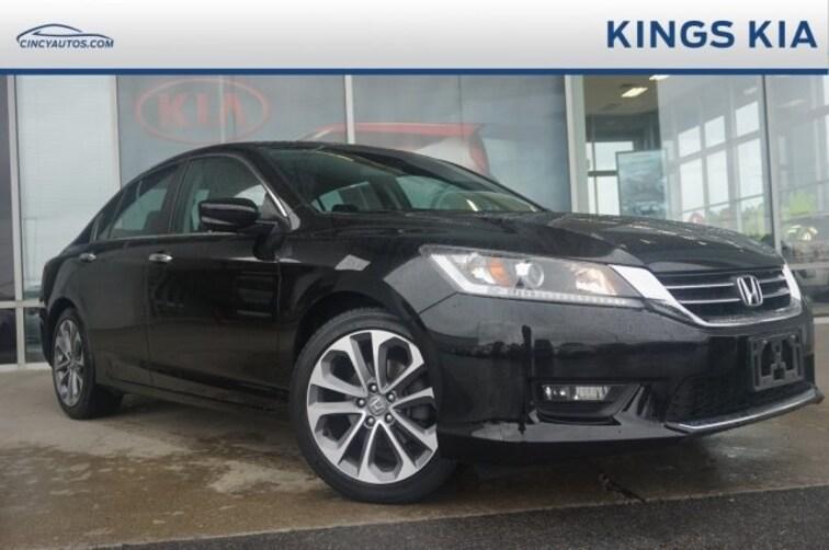 2014 Honda Accord Sport For Sale >> Used 2014 Honda Accord Sport Sedan For Sale Subaru Of Kings