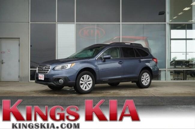 Used 2016 Subaru Outback 2.5i Premium SUV for sale in Cincinnati OH