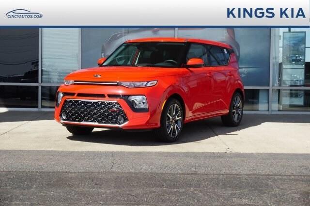 2020 Kia Soul GT-Line Hatchback