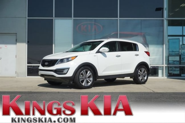 Certified Pre-Owned 2014 Kia Sportage SX SUV for sale in Cincinnati OH