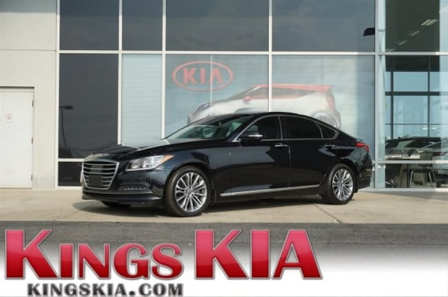 Used 2016 Hyundai Genesis 3.8 Sedan for sale in Cincinnati OH