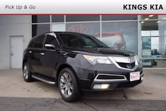 2011 Acura MDX 3.7L Advance Package SH-AWD SUV
