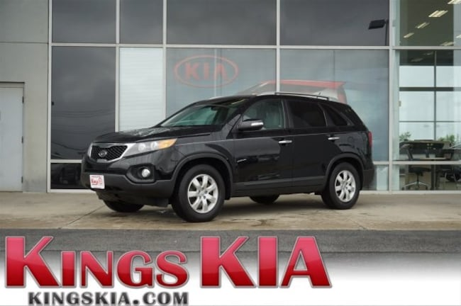 Used 2012 Kia Sorento LX SUV for sale in Cincinnati OH