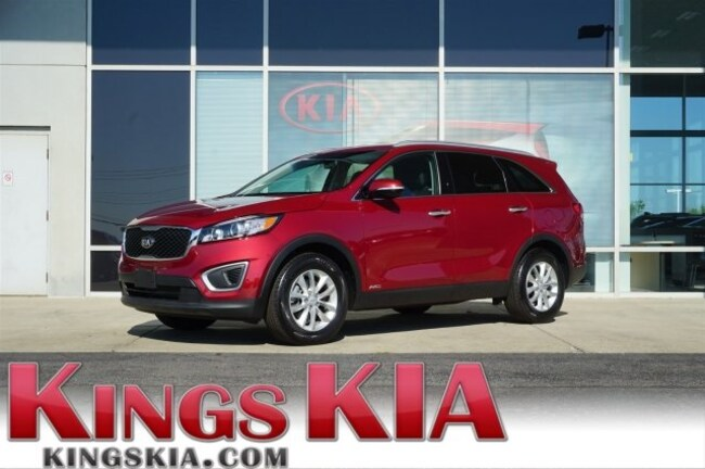 Certified Pre-Owned 2016 Kia Sorento LX SUV for sale in Cincinnati OH