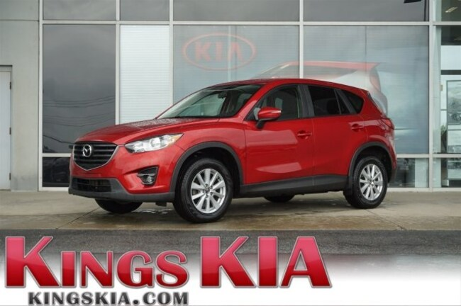 Used 2016 Mazda CX-5 Touring SUV for sale in Cincinnati OH