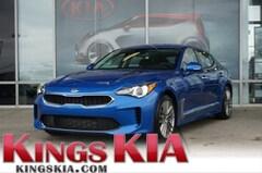 2018 Kia Stinger Base Sedan