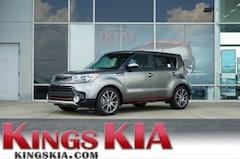2018 Kia Soul Exclaim Hatchback