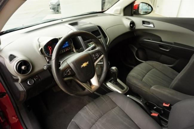 Used 2013 Chevrolet Sonic Lt Sedan For Sale Kings Kia Vehicle Is