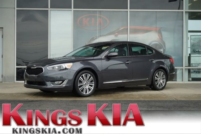 Certified Pre-Owned 2015 Kia Cadenza Premium Sedan for sale in Cincinnati OH