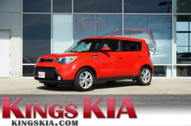 Certified Pre-Owned 2016 Kia Soul Plus Hatchback for sale in Cincinnati OH