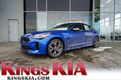 2018 Kia Stinger GT Sedan