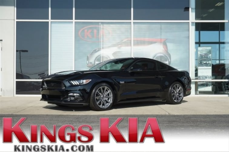 Used 2017 Ford Mustang GT Coupe for sale in Cincinnati OH