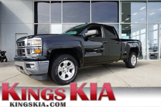 Used 2014 Chevrolet Silverado 1500 LT LT2 Truck for sale in Cincinnati OH