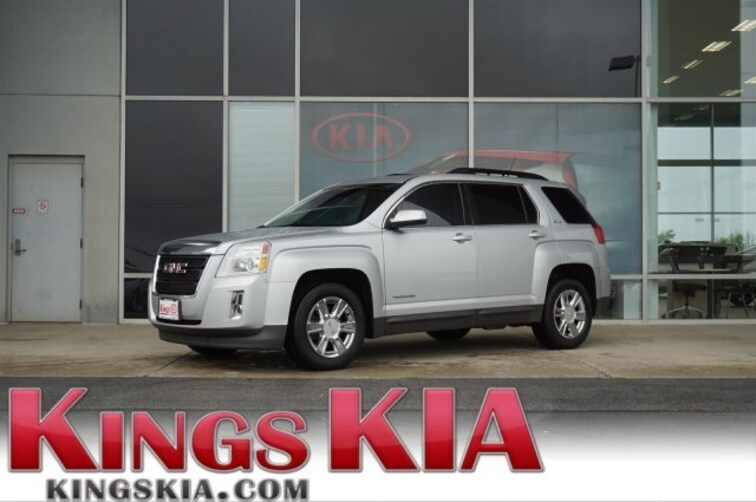 Used 2012 GMC Terrain SLE-2 SUV for sale in Cincinnati OH