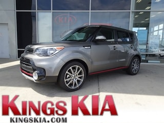 2018 Kia Soul Exclaim Hatchback