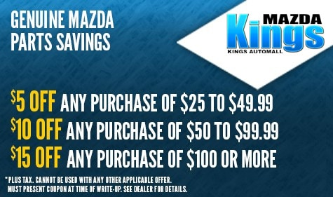 Kings mazda service hours