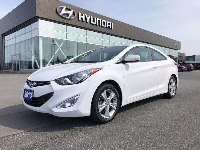 2013 Hyundai Elantra GLS Coupe