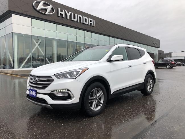 2018 Hyundai Santa Fe Sport 2.4 Luxury AWD SUV