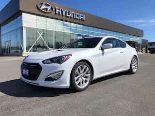 2016 Hyundai Genesis Coupe 3.8 Premium Coupe