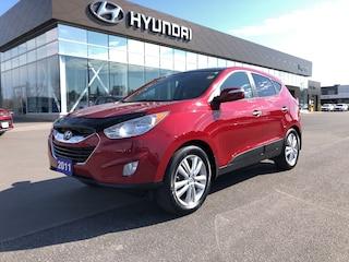 2011 Hyundai Tucson Limited w/Navigation SUV