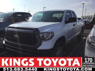 New 2019 Toyota Tundra SR Truck  Double Cab KX080702 in Cincinnati, OH