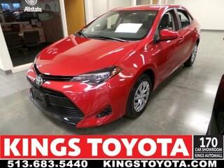 New 2019 Toyota Corolla LE Sedan KC188974 in Cincinnati, OH