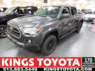 New 2019 Toyota Tacoma SR5 w/ Leather & Heated Front Seats Truck  Double Cab KM195138 in Cincinnati, OH
