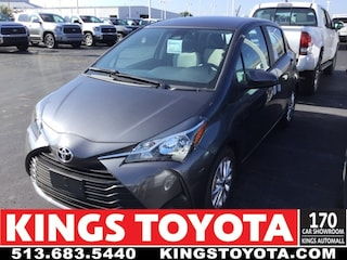 New 2018 Toyota Yaris LE Hatchback JA098501 in Cincinnati, OH