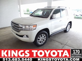 New 2019 Toyota Land Cruiser Base Sport Utility K4074302 in Cincinnati, OH