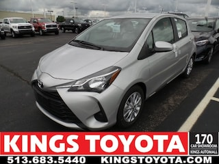 New 2018 Toyota Yaris LE Hatchback JA097648 in Cincinnati, OH
